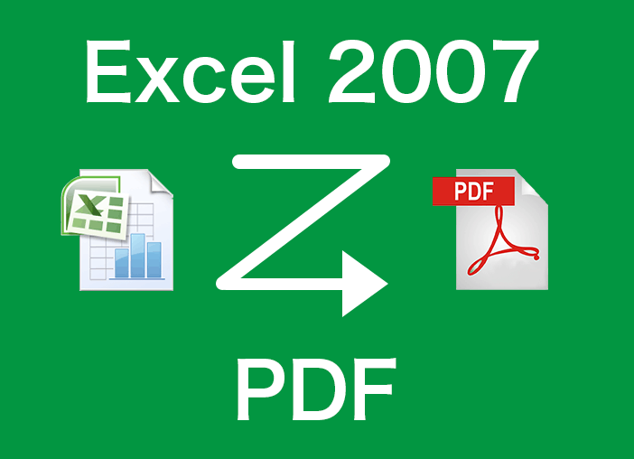 これは便利!Excel2007からPDFを作成する方法