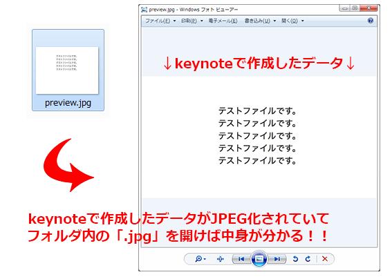 解凍したフォルダ内の「.jpg」ファイルを開けば中身が見える